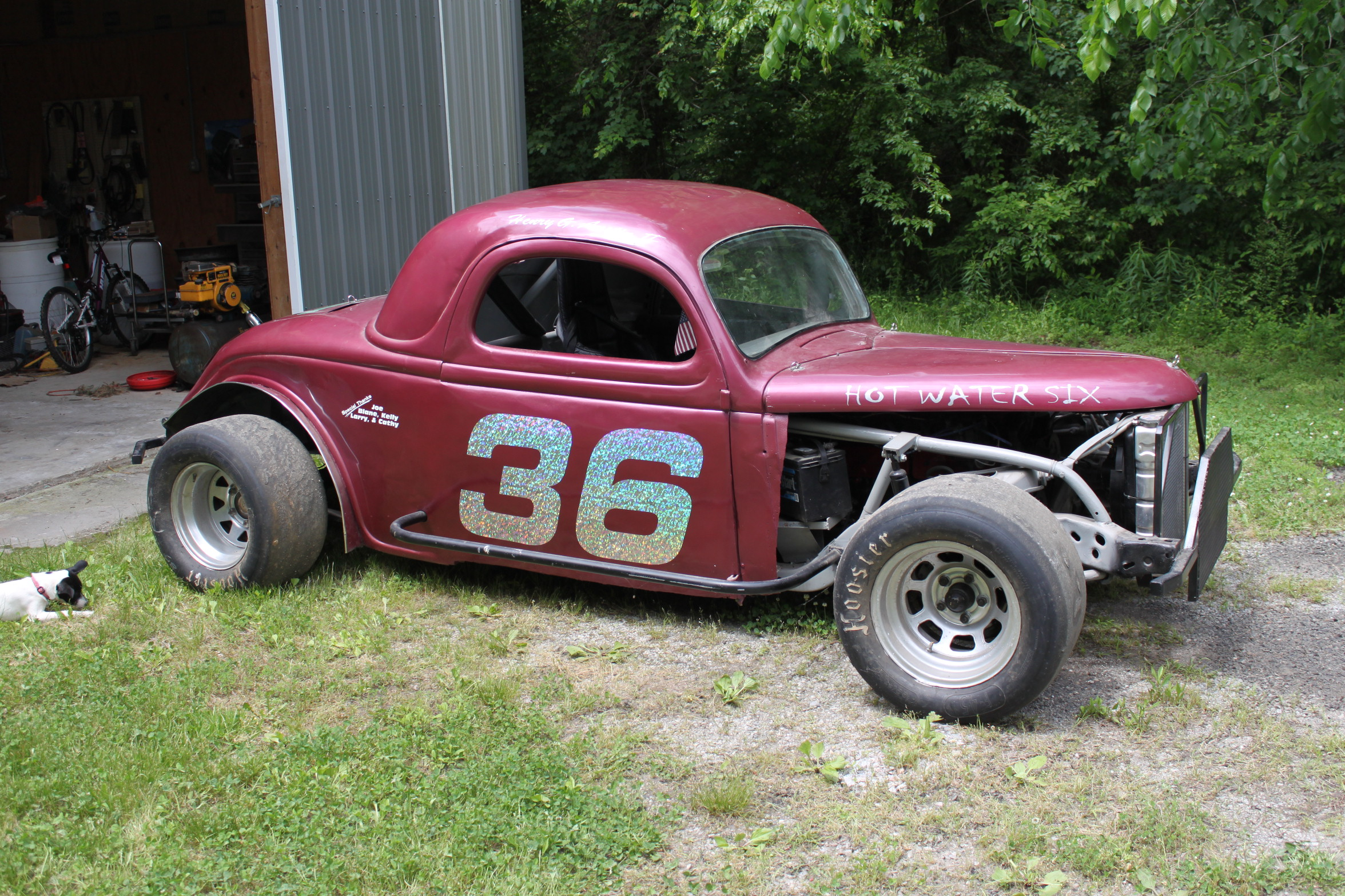 Jalopy Race Cars Sale