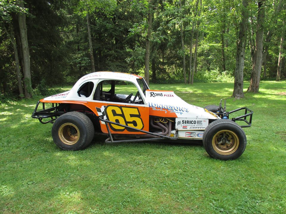 Northeastern Vintage Dirt Modified Racing Club
