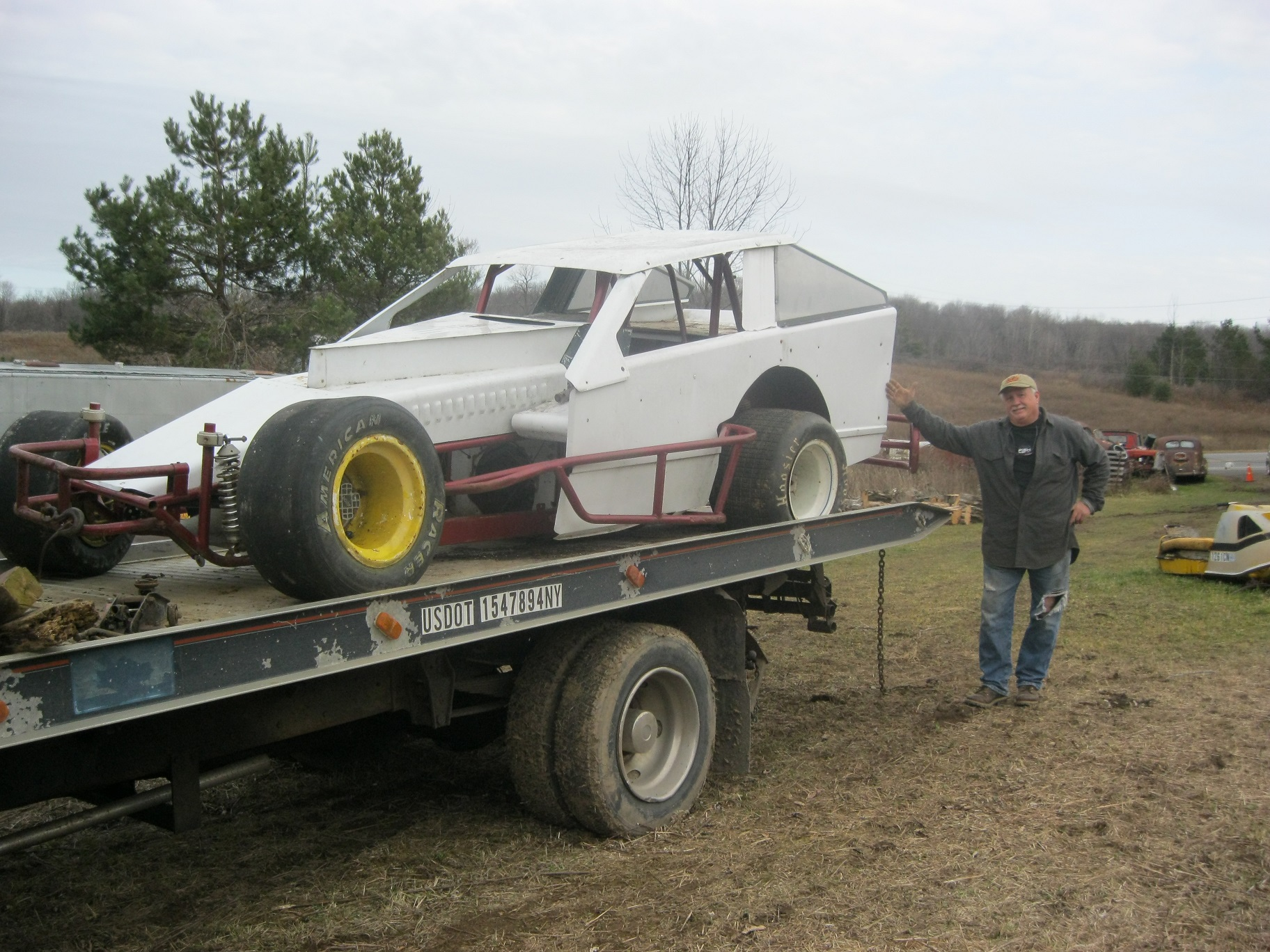 Stock Cars & Modified